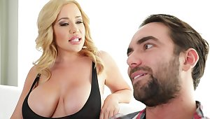 Busty Cougar Crazy Hardcore Porn Video