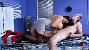 Brazzers - Ava Addams - Doctor Expectations