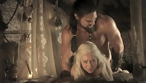 Relaxation be required of Thrones S01 (2011) Emilia Clarke