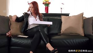 Gifted lady's man fucks amazing Gracie Glam added to Janet Mason. HD